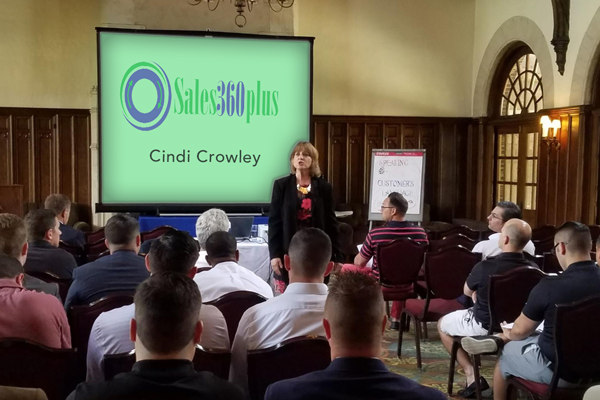 Cindy Crowley: Speaking Your Customer's Language